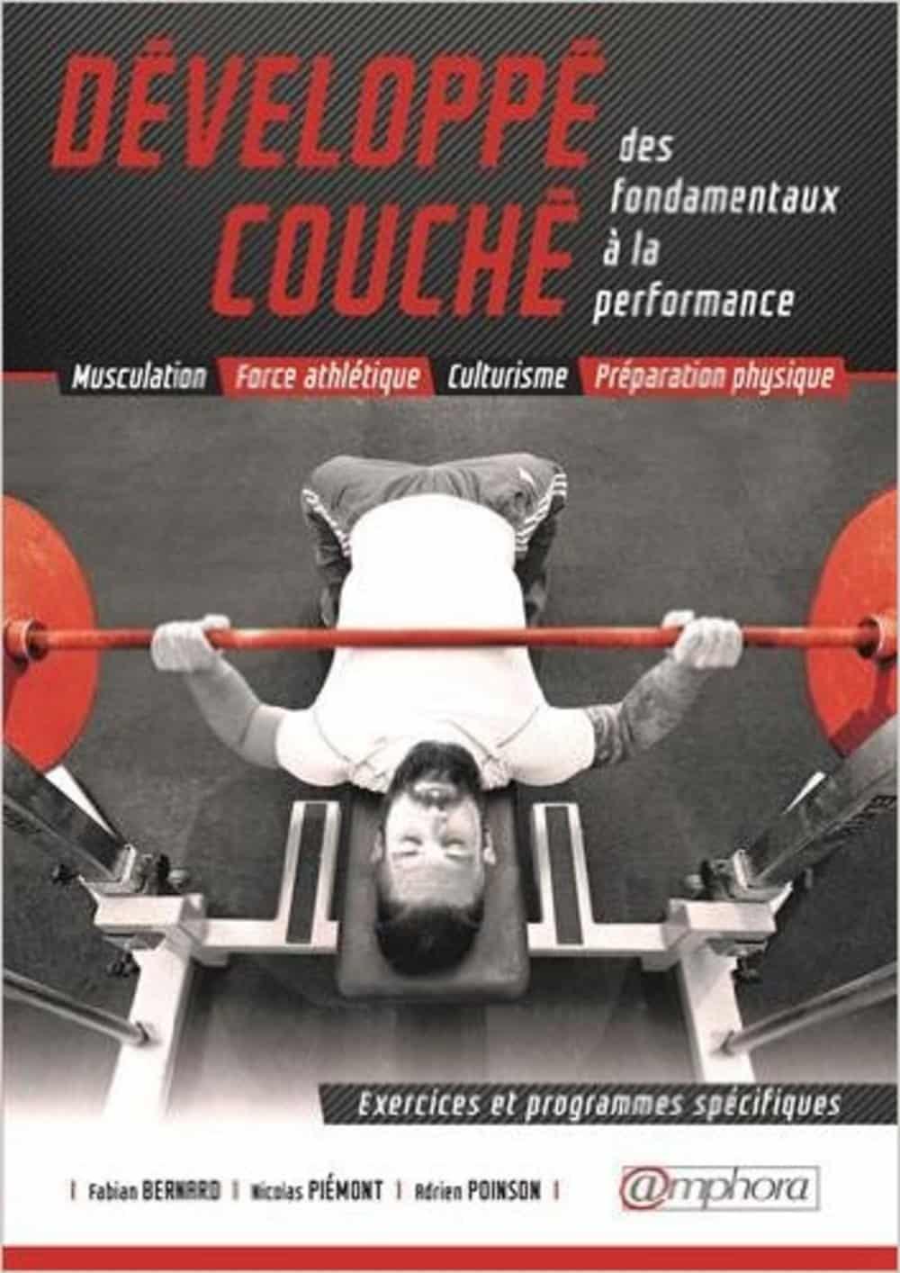 D velopp couch des fondamentaux la performance fitness life - Progresser developpe couche ...