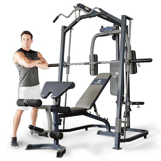 Banc De Musculation Decathlon Bm530 Fitness Life