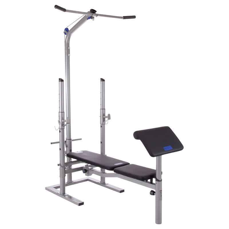 Banc De Musculation Decathlon Bm530 Fitness Life