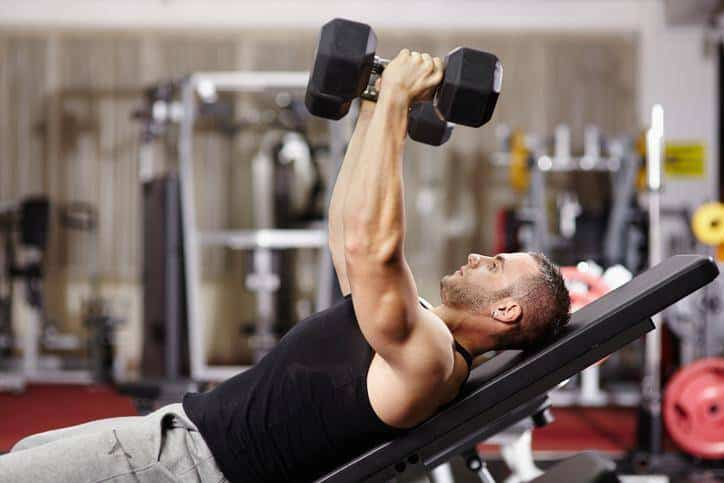 développer muscles prise de masse Fitness Life