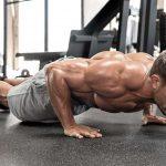 Entrainement de musculation au poids du corps