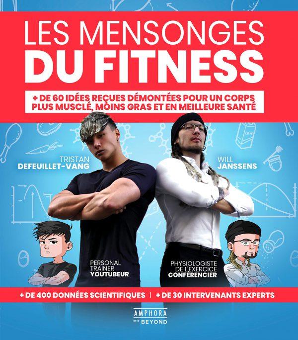 Livre sur la musculation de tristan les mensonges du fitness
