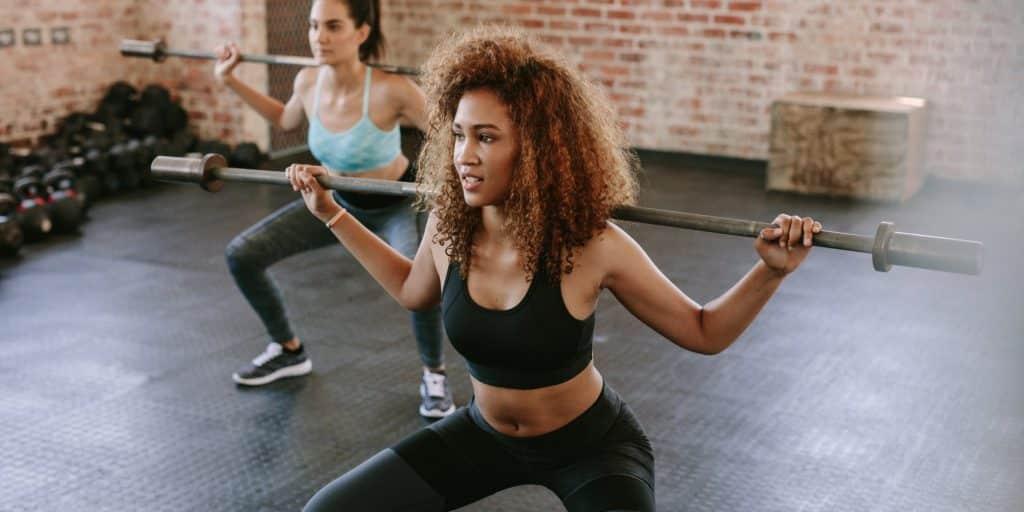 programme musculation femme séance jambes et fessiers