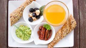 8 exemples de petit-déjeuner pour prendre de la masse