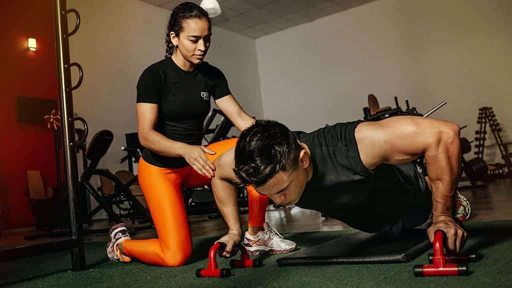 Demander une seance dessai avec un coach sportif