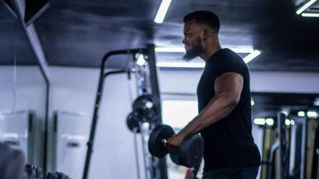 Entraîne-toi dans l'optique de gagner en masse musculaire