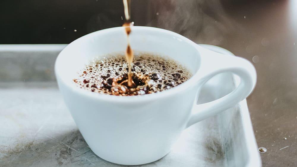 aliment bruleur de graisse le café