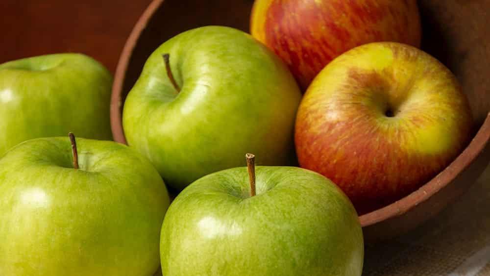 aliment bruleur de graisse les pommes